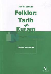 Folklor: Tarih ve Kuram