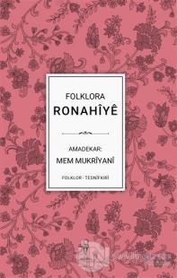 Folklora Ronahiye