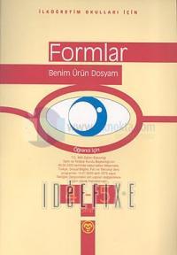 Formlar Benim Ürün DosyamÖğrenci İçin4 - 5 Sınıf