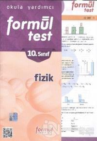 Formül 10. Sınıf Fizik Testleri (Yaprak Test)