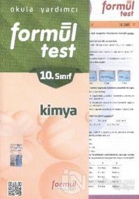 Formül 10. Sınıf Kimya Tesleri (Yaprak Testleri)