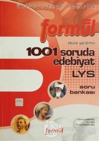 Formül 1001 Soruda Edebiyat LYS Soru Bankası