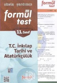 Formül 11. Sınıf T.C. İnkılap Tarihi ve Atatürkçülük Yaprak Testler