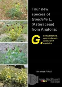 Four New Species Of Gundelia L. (Asteraceae) From Anatolia