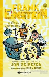 Frank Einstein ve Elektrik Kumandası - 2 (Ciltli)