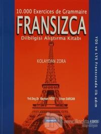 Fransızca Dilbilgisi Alıştırma Kitabı ve Cevap Anahtarı