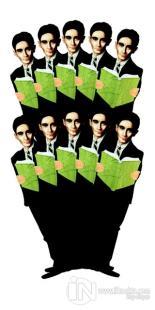 Franz Kafka - 10'lu Lazer Kesim Ayraç