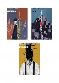 Franz Kafka 3 Kitap Takım
