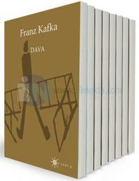 Franz Kafka Seti - 12 Kitap Takım