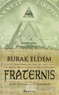Fraternis Kayıp Kitaplar, Gizli Kardeşlik %25 indirimli Burak Eldem