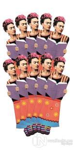 Frida 2 - 10'lu Lazer Kesim Ayraç