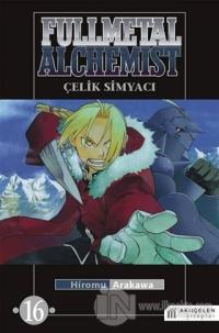 Fullmetal Alchemist - Çelik Simyacı 16 %25 indirimli Hiromu Arakawa