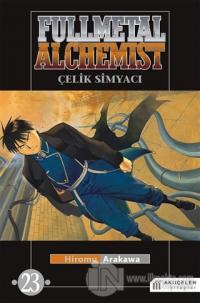 Fullmetal Alchemist - Çelik Simyacı 23 %25 indirimli Hiromu Arakawa