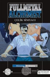 Fullmetal Alchemist - Çelik Simyacı 24 %25 indirimli Hiromu Arakawa