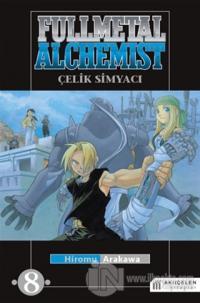 Fullmetal Alchemist - Çelik Simyacı 8