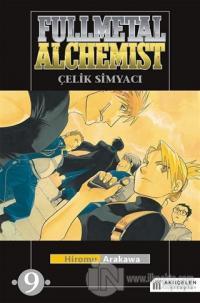 Fullmetal Alchemist - Çelik Simyacı 9
