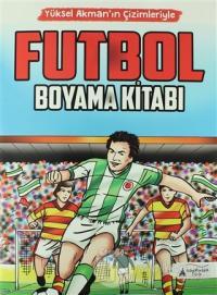 Futbol Boyama Kitabı