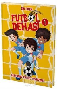 Futbol Dehası 1 - Yazyurdu Futbol Turnuvası (Ciltli)