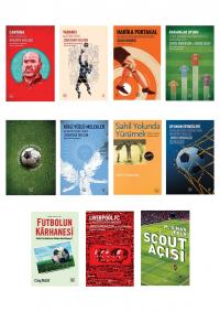 Futbol Kitapları 11 Kitap Takım