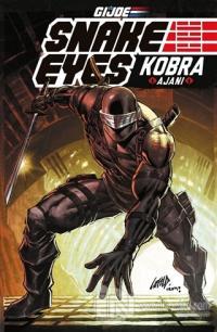 G.I. Joe Snake Eyes: Kobra Ajanı