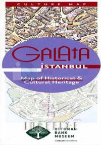 Galata İstanbulMap of Historical & Cultural Heritage