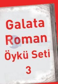 Galata Roman-Öykü Seti 3 (4 Kitap Takım)