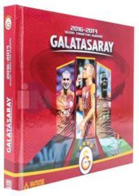 Galatasaray 2016-2017 Sezon Taraftar Albümü ve Futbolcu Kartları - Özel Seri