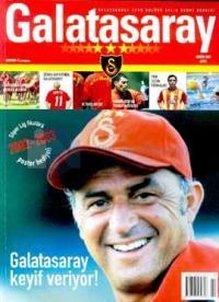 Galatasaray Spor Kulübü Aylık DergisiAğustos 2002 Sayı: 2