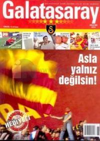 Galatasaray Spor Kulübü Aylık DergisiAralık 2002 Sayı: 6