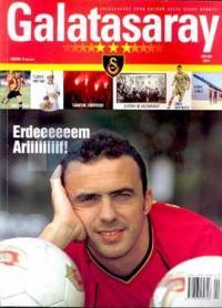 Galatasaray Spor Kulübü Aylık DergisiEkim 2002 Sayı: 4