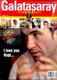 Galatasaray Spor Kulübü Aylık DergisiKasım 2002 Sayı: 5