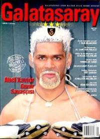 Galatasaray Spor Kulübü Aylık DergisiMart 2003 Sayı: 9