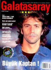 Galatasaray Spor Kulübü Aylık DergisiOcak 2003 Sayı: 7