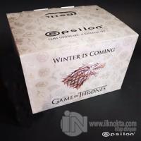 Game Of Thrones - Taht Oyunları (9 Kitap Set Özel Kutulu) George R. R.