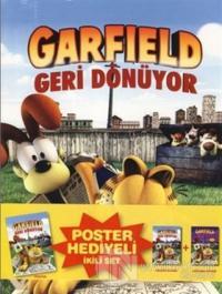 Garfield Geri Dönüyor Set