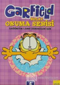 Garfield Kolay Okuma - Yazma Seti (8 Kitap Takım)
