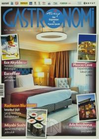 Gastronomi Dergisi Sayı: 105 Nisan-Mayıs 2014
