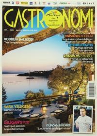 Gastronomi Dergisi Sayı : 113 Ağustos-Eylül 2015