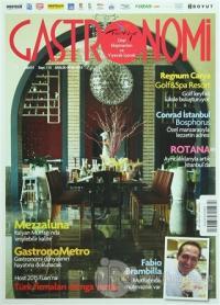 Gastronomi Dergisi Sayı: 115 Aralık-Ocak 2015