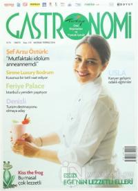 Gastronomi Dergisi Sayı : 118 Haziran-Temmuz 2016