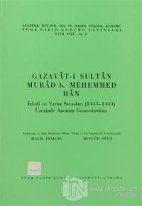 Gazavat-ı Sultan Murad b. Mehemmed Han