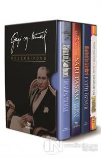Gazi Mustafa Kemal Koleksiyonu (4 Kitap Takım)