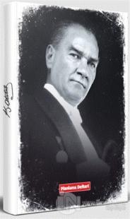 Gazi Paşa - Tarihsiz Atatürk Planlama Defteri