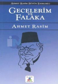 Falaka ve Gecelerim %10 indirimli Ahmet Rasim