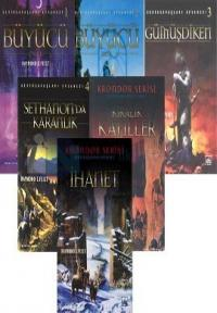 Gedik Savaşları Serisi 6 Kitap Birarada