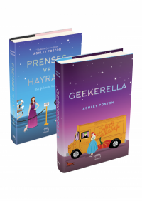 Geekerella 2 Kitap Takım