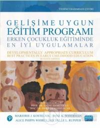 Gelişime Uygun Eğitim Programı Marjorie J. Kostelnik