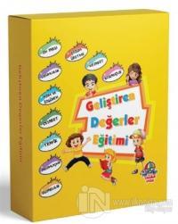 Geliştiren Değerler Eğitimi 10 Kitap