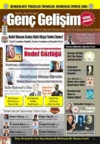 Genç Gelişim Dergisi Sayı: 10