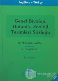Genel Biyoloji, Botanik, Zooloji Terimleri Sözlüğü (Ciltli) M. Nesliha
